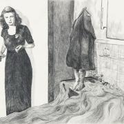 Zeichnung Bad (Peripherie)