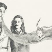 Zeichnung Geburt (Peripherie)