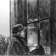 Zeichnung Spiegelung (Peripherie)